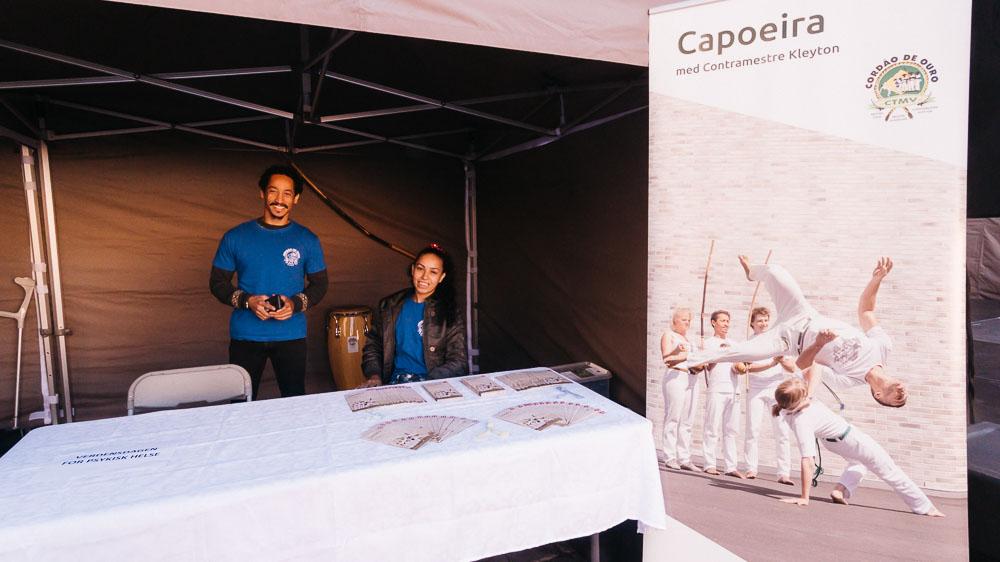 Capoeira CDO CTMV Oslo CM.Kleyton